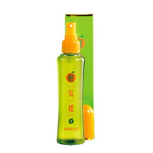 3種の柑橘エキスが硬くなった頭皮をケア薬用育毛剤柑気楼150ml