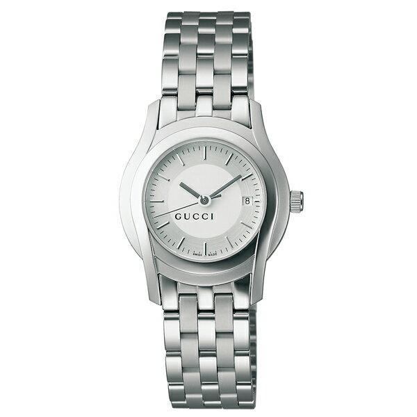 グッチ 腕時計 GUCCI 時計 レディース Gクラス クラシック / ホワイト  YA055519:Brand Selection STAGE