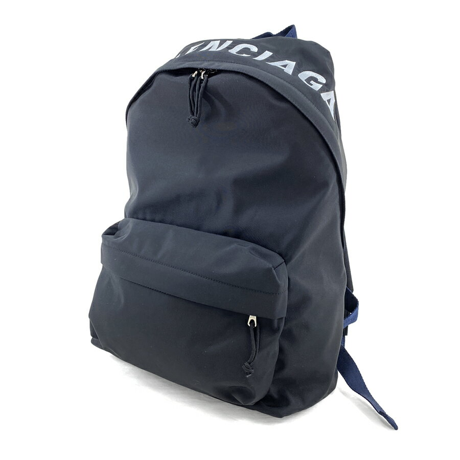 男女兼用バッグ, バックパック・リュック  BALENCIAGA WHEEL BACKPACK LOGO EMBROIDERED SPORT NYLON 507460 HPG1X 1090