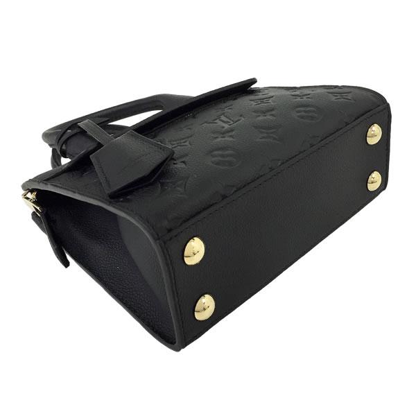 ルイヴィトン バッグ LOUIS VUITTON ハンドバッグ ショルダーバッグ ポンヌフ MINI モノグラム アンプラント ノワール M41743