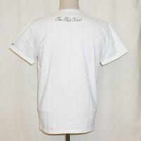 F-THV-002-ホワイト-THVネックTHEFLATHEAD-FTHV002-FLATHEAD-フラットヘッドTシャツ【送料無料】【smtb-tk】【楽ギフ_包装】