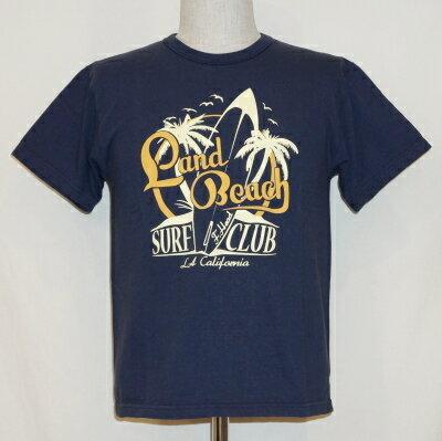 トップス, Tシャツ・カットソー TD-46W--LAND BEACH-TD46W-FLATHEAD-T-GLORY PARK-Tsmtb-tk