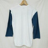 FN-TLTB-001-ベースボールTシャツ001-FNTLTB001-七分袖Tシャツ【送料無料】【smtb-tk】【楽ギフ_包装】