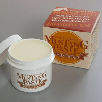 MUS-100 - Capt-style, Inc. Mustang paste 100-MUS100-MUSTANGPASTE 100ml-CAPTSTYLE-- leather maintenance products, conservative products-fs3gm