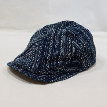 メンズ帽子, ハンチング・キャスケット SJ301HN18-KS--18-KS-SJ301HN1 8KS-SAMURAIJEANS-SAMURAIWORK CLOTHES----smtb-tk