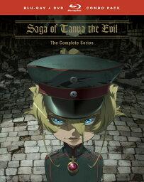 幼女戦記 ブルーレイ+DVDセット 北米版