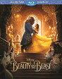 美女と野獣 実写版 Beauty And The Beast 北米版 ブルーレイ DVD エマ・ワトソン主演 送料無料