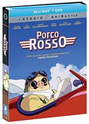 紅の豚 ブルーレイ DVD 2枚組ボックス 宮崎駿 ジブリ 北米正規品