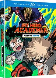 僕のヒーローアカデミア 第2期 vol.2 北米版 ブルーレイ+DVDセット