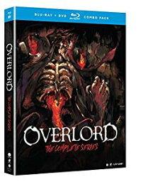 オーバーロード 1期 ブルーレイ+DVDセット 北米版