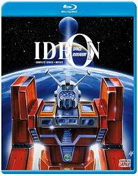 伝説巨神イデオン 全39話 劇場版2作 ブルーレイ 北米版