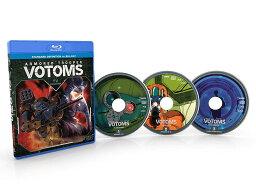 装甲騎兵ボトムズ 全52話 総集編6作BOX ブルーレイ 北米版