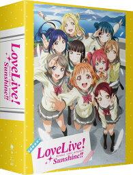 ラブライブ!サンシャイン!! 第2期 全13話 限定版 特典多数 ブルーレイ+DVDセット 北米版