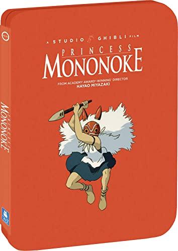 もののけ姫劇場版コンボパックスタジオジブリスチールブック仕様ブルーレイ+DVDセット Blu-ray