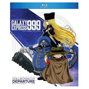 Galaxy Express 999 ТВ Аниме Часть 1 1-39 эпизод BOX набор Full HD Blu-ray [Blu-ray]