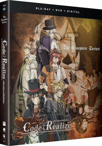アニメ, その他 Code:Realize 12OVA DVDBlu-ray