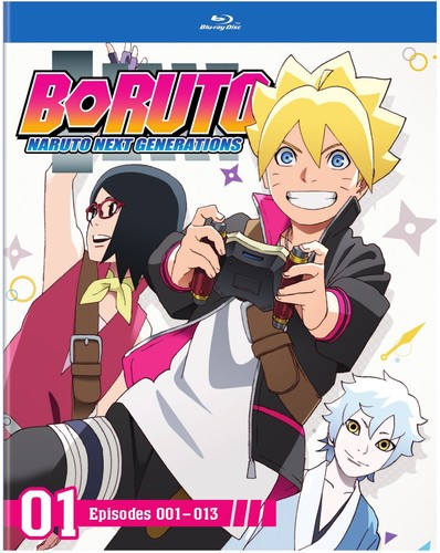 アニメ, TVアニメ BORUTO-- -NARUTO NEXT GENERATIONS- 1 1-13BOX Blu-ray