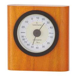 EMPEX 温度・湿度計 イートン 温度・湿度計 置用 TM-642 メープル