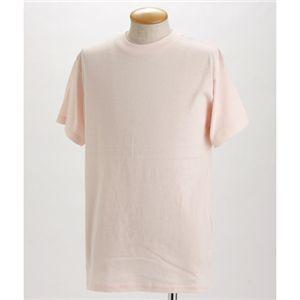 5枚セット Tシャツ ベビーピンク×5枚 S