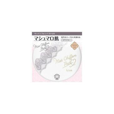 キス マットシフォン パクト UV 02 ナチュラル(7g)