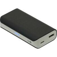 Digio2 モバイルバッテリー ブラック MB‐0152BK(1コ入)