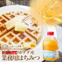 カナダ産 蜂蜜 2kg ポリ 送料無料| はちみつ ハチミツ...
