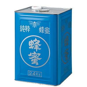 業務用ハンガリー産アカシア蜂蜜24kg缶詰(受注生産品)