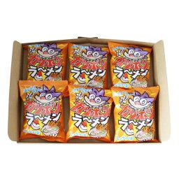 (全国送料無料)やおきん ガリボリラーメン しょうゆ味 袋25g 6コ入り メール便 (4903013090517x6m)