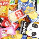 (地域限定送料無料) ビスコも入った小袋ミニせんべい・クッキーセット (7種・計100コ) さんきゅーマーチ (omtma7127k)の商品画像