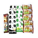 (全国送料無料) クッキーと駄菓子セットA(4種・計16コ) さんきゅーマーチ メール便 (omtmb5880)の商品画像