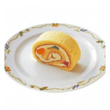 (地域限定送料無料) 業務用 ベルリーベ フルーツロールケーキ 6ピース 12コ入り<ケーキ>(冷凍) (760642000ck)
