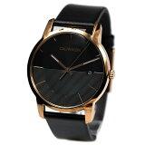 カルバンクライン 腕時計 メンズ ck Calvin Klein CITY シティ スイス製 K2G2G6CZ