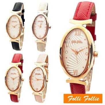 フォリフォリ 腕時計 レディース Folli Follie レディブルーム Lady Bloom WF16R031SSS 選べるベルトカラー