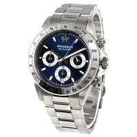 GRANDEURグランドールメンズ腕時計メンズウオッチクロノグラフOSC026W9【RCP】