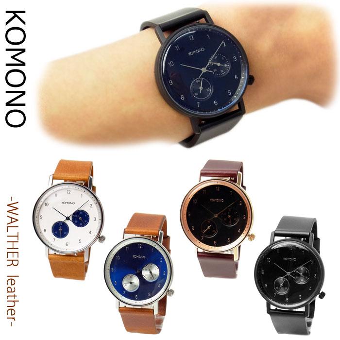腕時計, 男女兼用腕時計 KOMONO CRAFTED