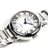 MauroJerardiマウロジェラルディレディース腕時計ソーラーM.O.P文字盤MJ024-3