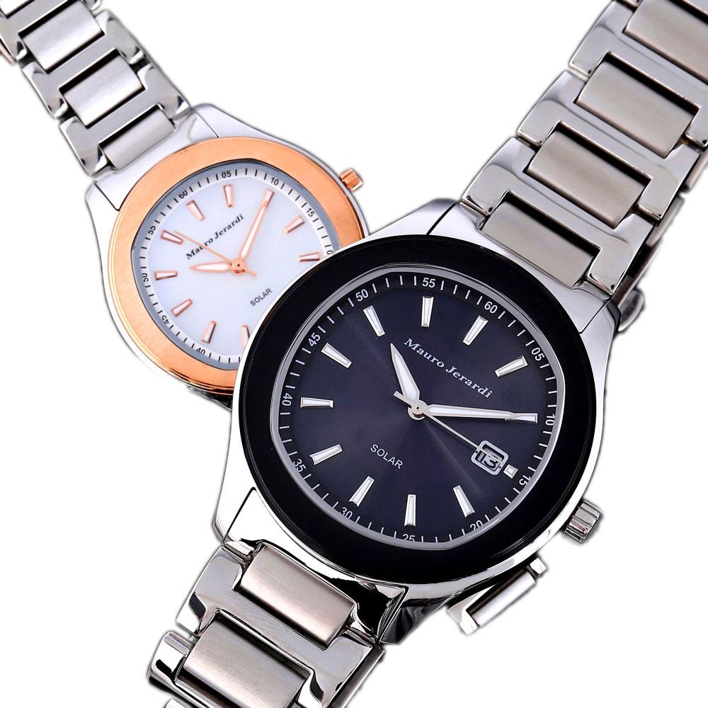 腕時計, ペアウォッチ  Mauro Jerardi MJ053-1 MJ054-1