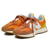 ニューバランス MS327CLA スニーカー メンズ 靴 new balance オレンジ