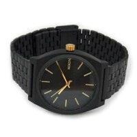 NIXONニクソンメンズ腕時計レディース腕時計THETIMETELLERタイムテラーマットブラック/ゴールドメンズウォッチ男性用レディースウォッチ女性用A0451041A045-1041【RCP】D02P01Jun14