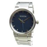 NIXON ニクソン 腕時計 メンズ THE CANNON キャノン ネイビー/ブラス 男性用 A160-2076 A1602076 【RCP】