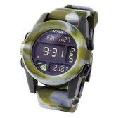 NIXON ニクソン メンズ腕時計 THE UNIT ユニット マーブルカモ デジタルウォッチ メンズウォッチ 男性用 A1971727 A197-1727 【RCP】 02P12Oct15