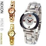 NIXONニクソン腕時計レディースMINIBミニビー女性用A339