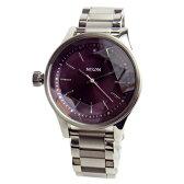 NIXON ニクソン 腕時計 レディース FACET 38 ファセット38 プラム 女性用 A409-2157 A4092157 【RCP】