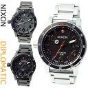 ニクソン 腕時計 NIXON オートマティック DIPLOM...