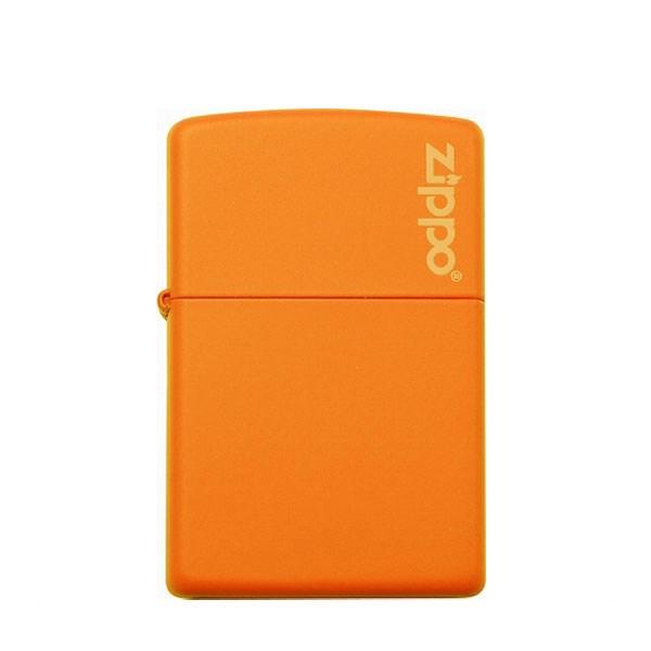 ZIPPO ジッポライター ジッポー オレンジ マット 231ZL 【メール便選択可 送料250円】
