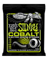 *【ネコポス便発送・代引不可】【ERNIE BALL(アーニーボール) エレキギター弦】 Cobalt Regular Slinky #2721