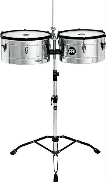 パーカッション・打楽器, ボンゴ MEINL() Chrome MT1415CH