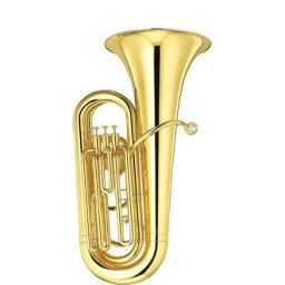 【送料無料】【代引不可】【管楽器】【YAMAHA(ヤマハ)】B♭チューバYBB-105