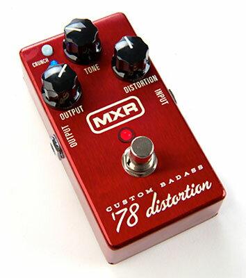 ギター用アクセサリー・パーツ, エフェクター MXR M78 (M-78) Custom Badass 78 Distortion