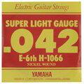 【YAMAHA(ヤマハ)】【エレキギター弦】【バラ弦】 H1066 6弦 .042インチ